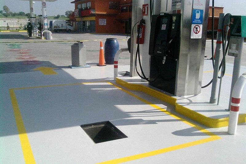 Gasolinera Zumpango